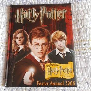 NWOT original collectors Harry Potter Annual